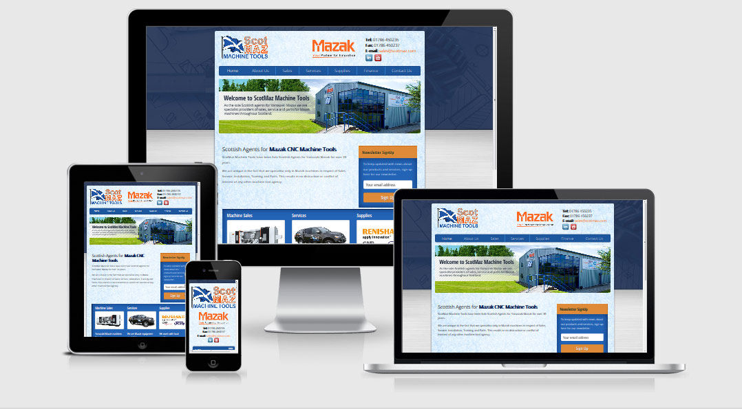 View Full Site Link For Responsive Web Design